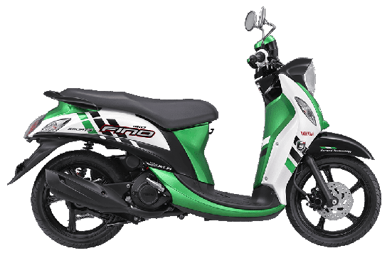 Yamaha Fino FI Sporty
