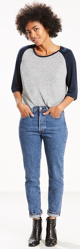 501 Skinny Jeans 2017
