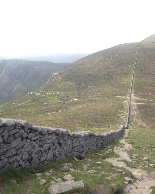 A journey to a Dream - Slieve Donard hike