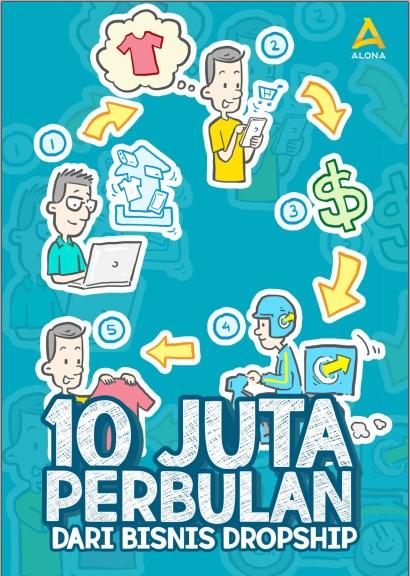 Ebook 10 Juta Perbulan Dari Bisnis Dropship