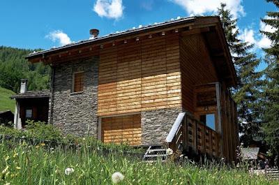 casa di montagna