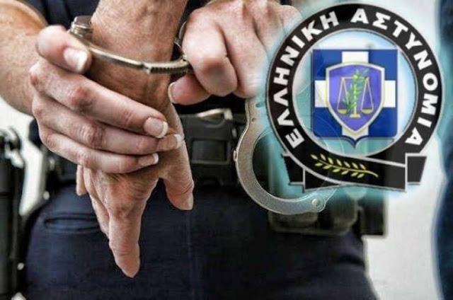 Δυο συλλήψεις στο Ναύπλιο για κλοπή
