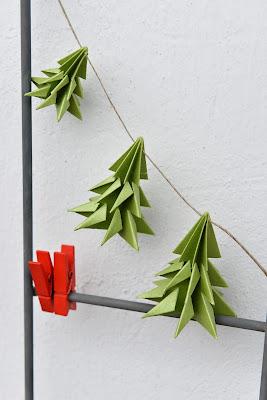 choinki origami