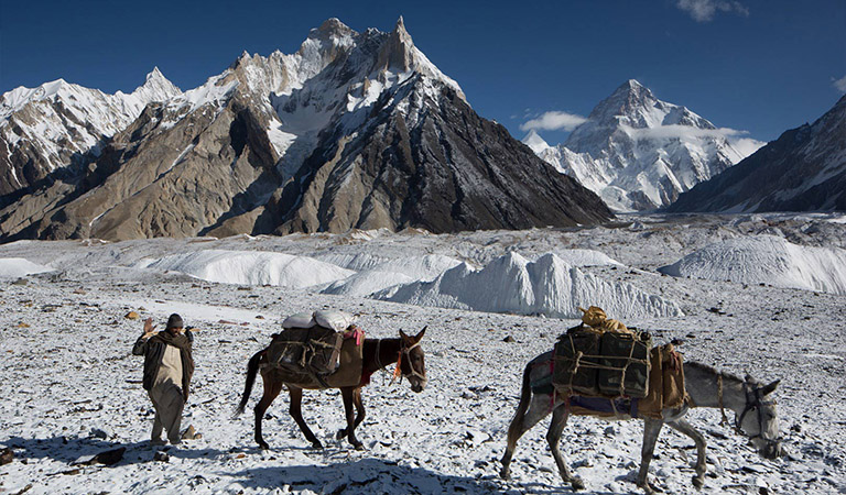 K2 Tourist attractions in Pakistan