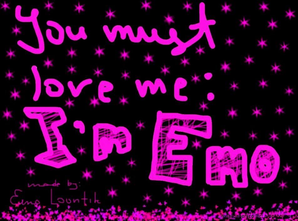 Emo Quotes About Love For Him: Wallpapers Collection
