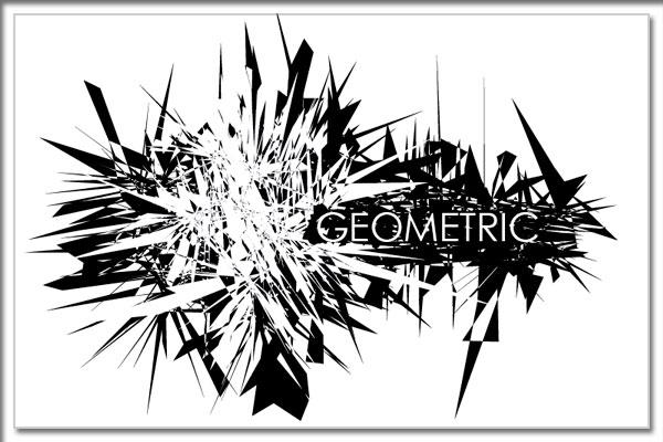 Diseño Illustrator Cs5 Logotipo firma geometrico