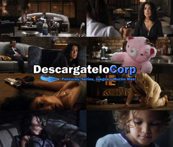 Everly Implacable y Peligrosa DVDRip Latino