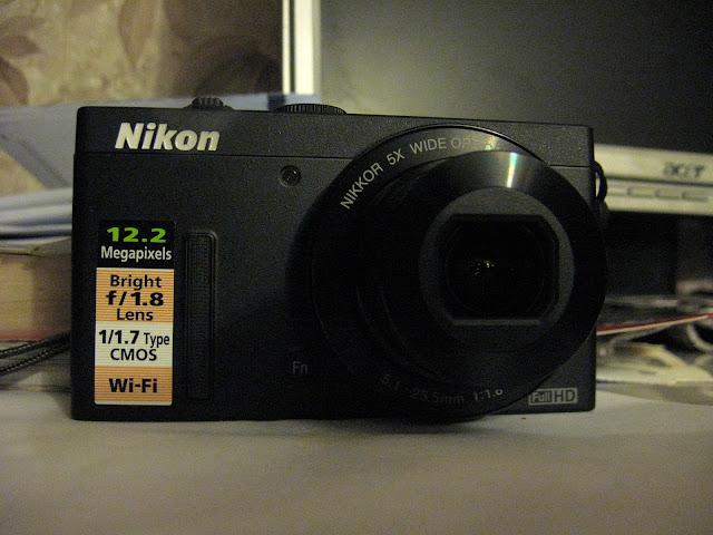 Nicon Coolpix P340