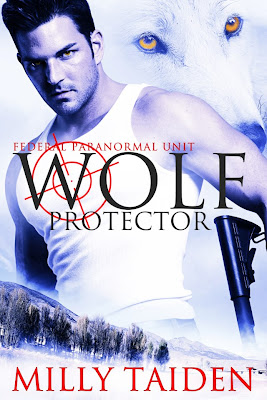 Wolf Protector Cover Reveal