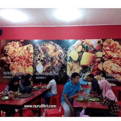 Kulineran di Kedai Sambel Layah Subang