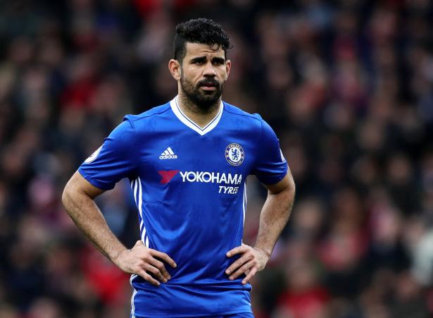Diego Simeone không muốn tái hợp Diego Costa