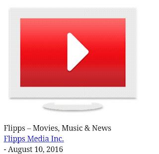 flipps tv aplikasi untuk nonton streaming film dan acara tv terbaik 2016