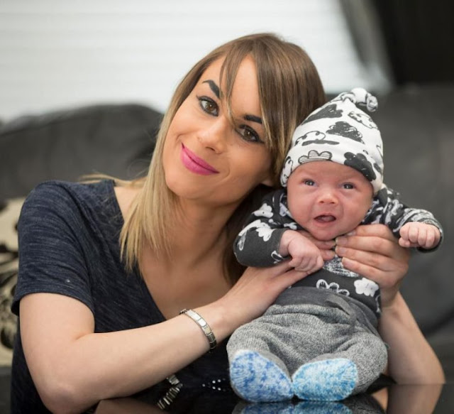 Mujer de 31 años se embarazó de su novio cuando este tenía 16; hoy son una familia feliz