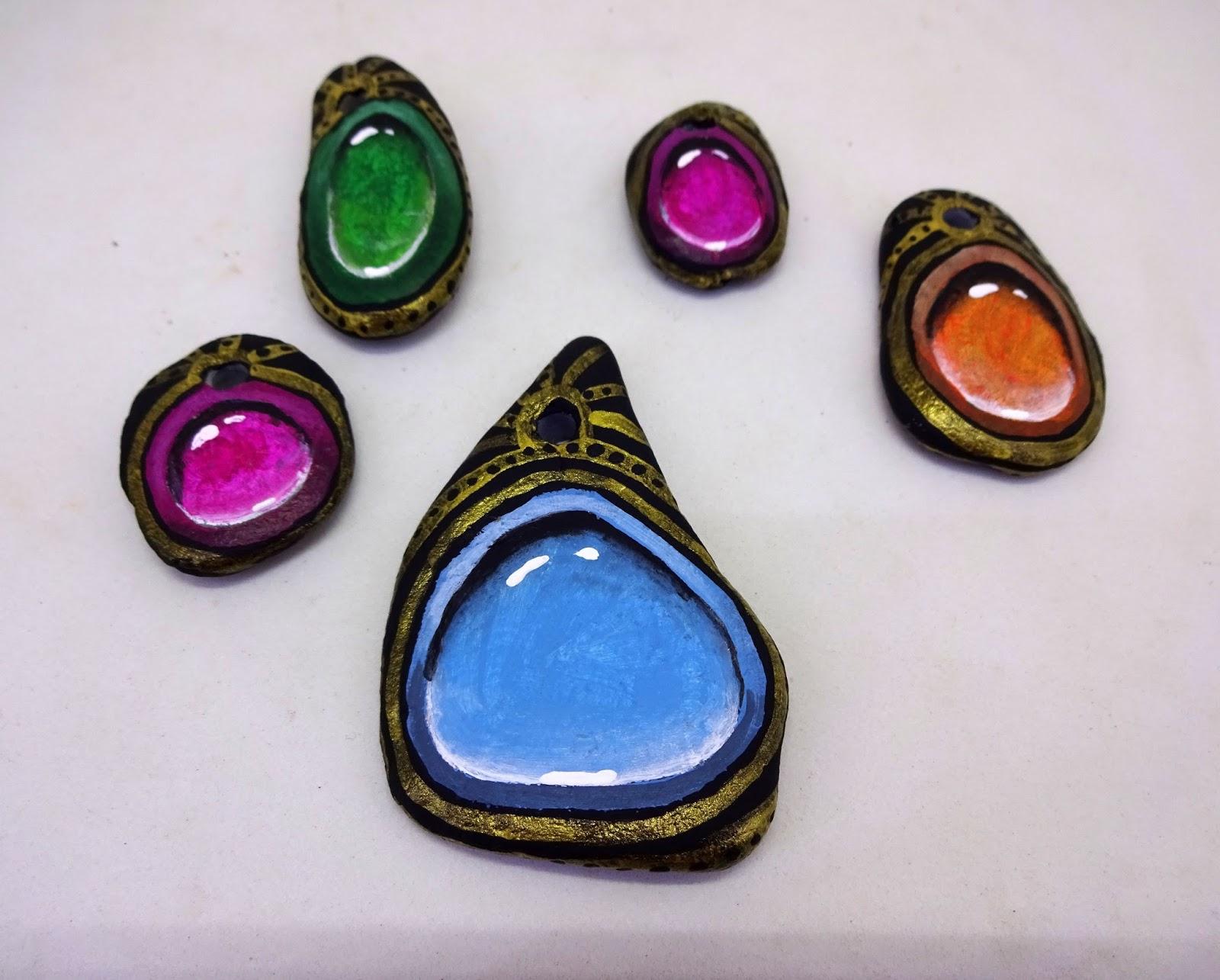 Piedras pintadas a mano Cmo pintar una piedra paso a