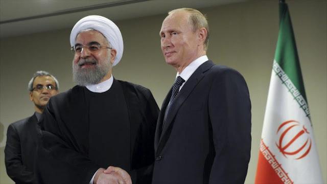 Rússia e Irã avisam os Estados Unidos que pode haver represálias se houver novo ataque