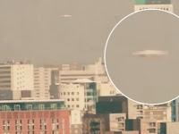 Berbentuk Cakram, UFO Terekam Di Atas Leeds