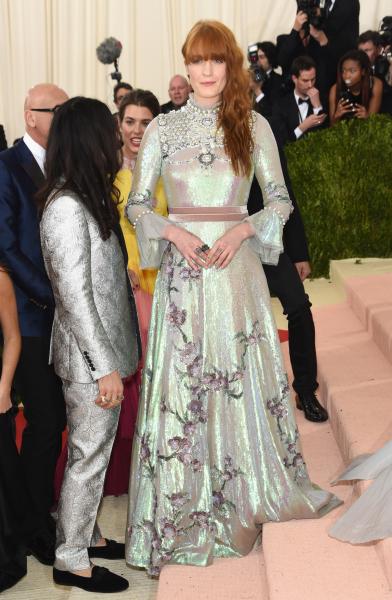 MET Gala 2016: Florence Welch