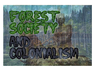 CBSE Class IX - History - CHAPTER 4 - FOREST SOCIETY AND COLONIALISM (Q and A) (#cbseclass9Notes)