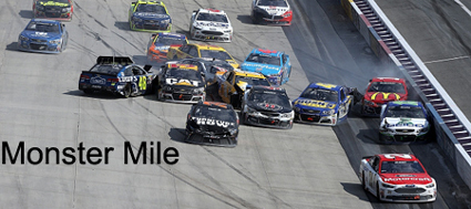 #NASCAR Schedule for Dover International Speedway