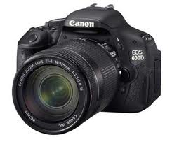 DSLR CANON EOS 600D Kit2