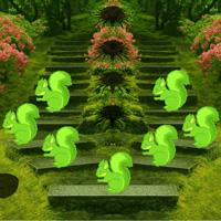Games2Rule Big Garden Corner Escape