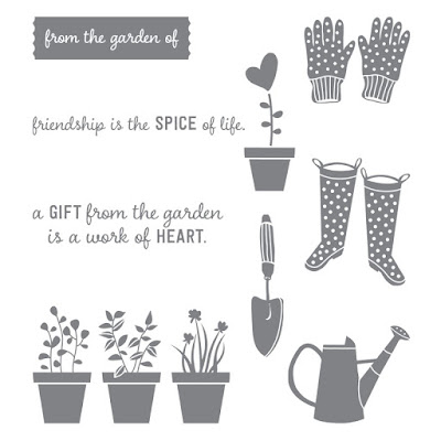 Craftyduckydoodah!, Gifts from the Garden, Stampin' Up! UK Independent Demonstrator Susan Simpson, Supplies available 24/7,