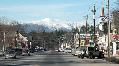 New Hampshire's scenic Mount Washington Valley