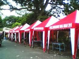 tenda cafe | pameran | bazar murah kualitas terbaik