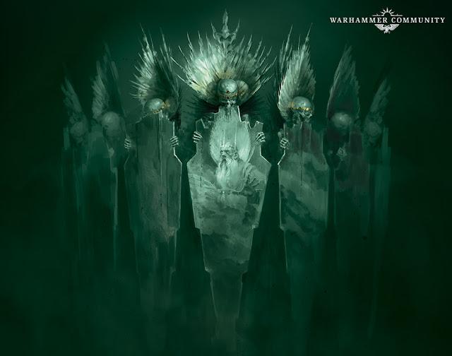 Trasfondo Nightvault Warhammer Underworlds