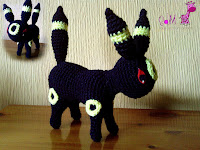 amigurumi umbreon