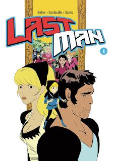 LastMan Tom 1 okładka