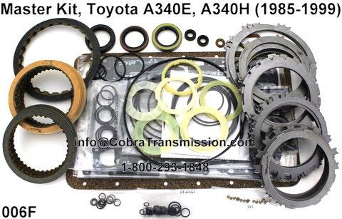 A341e transmission Repair manual