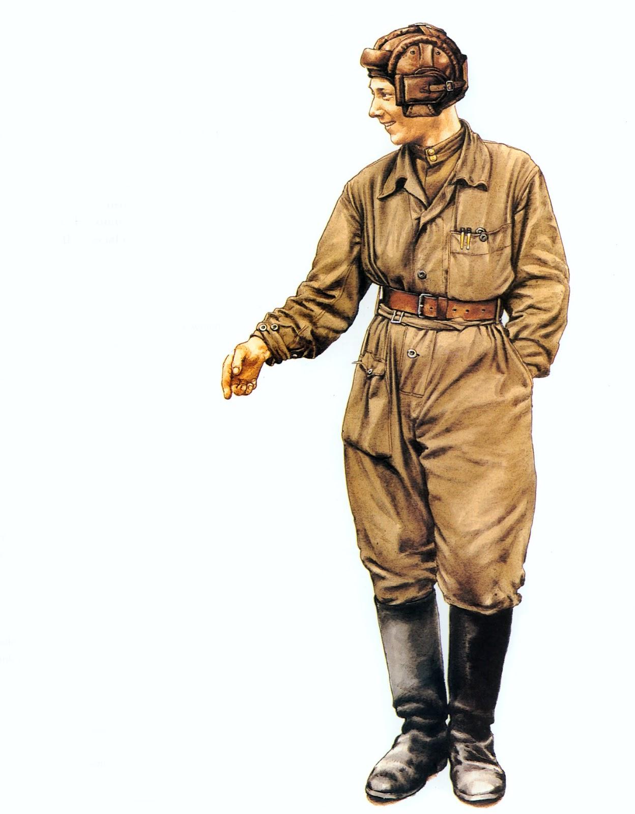 Wwii Russian Uniform 51