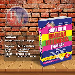 Sarikata Bahasa Indonesia | Rp. 12.500,-