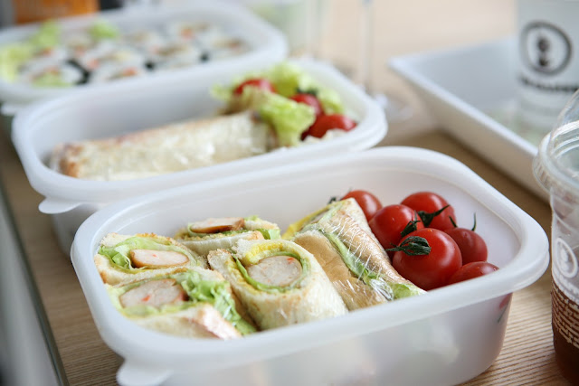 Przepisy na zdrowe dania do zabrania w trasę