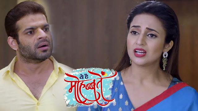 OH NO! Raman misunderstands Ishita as Ishita attempt to expose fake Adi in Yeh Hai Mohabbatein