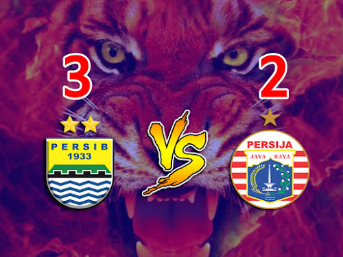 Persib VS Persija 23 September 2018