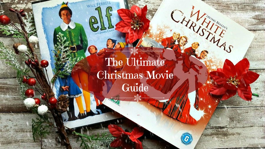 The Ultimate Christmas Movie Guide, Top Christmas Movies, Best Christmas Movies, The Style Guide Blog