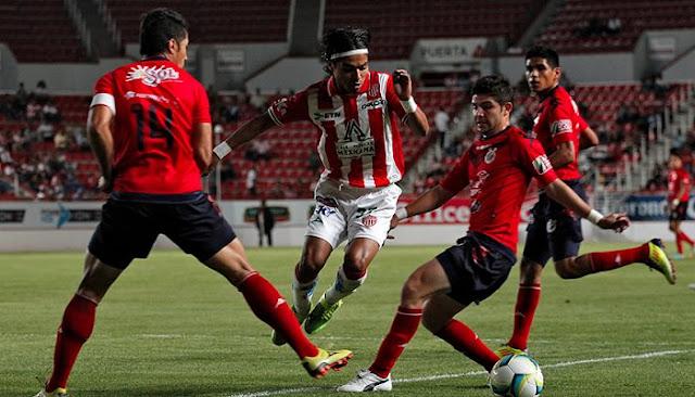 Veracruz vs Necaxa en vivo