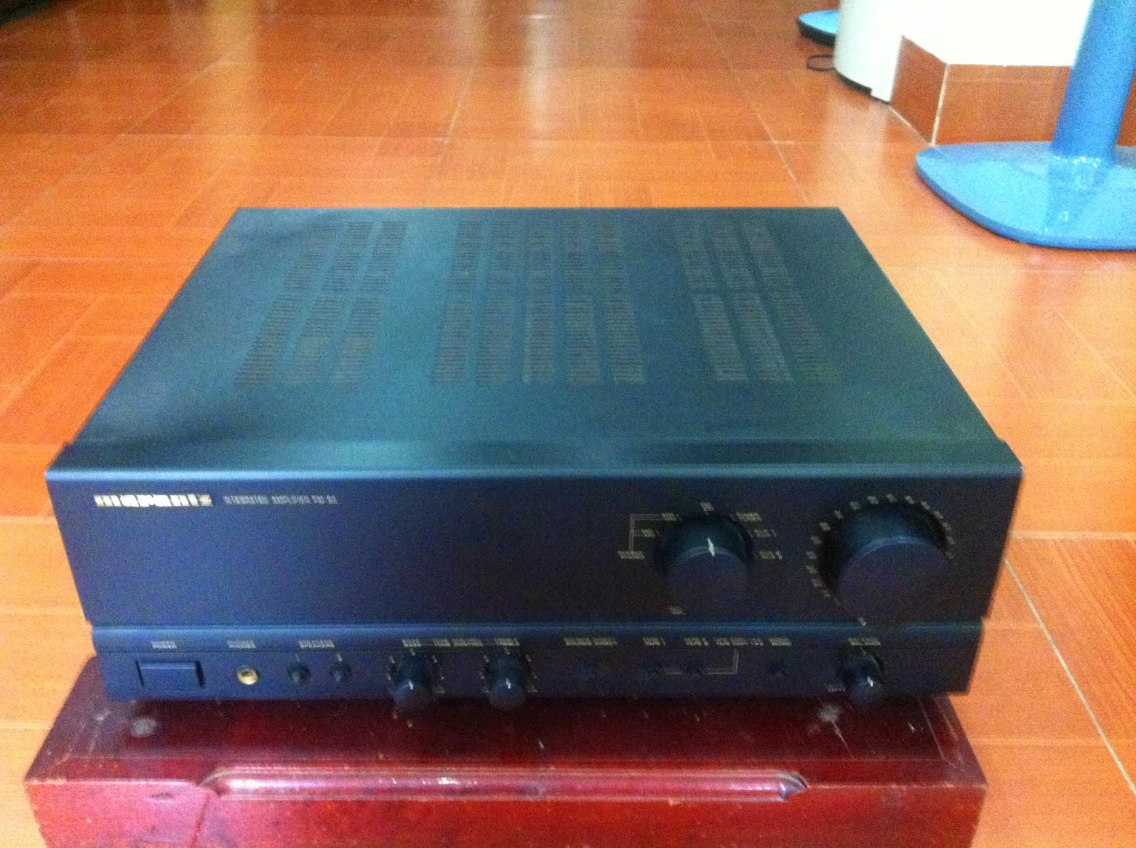 Amply Marantz - PM50 - Made in Japan
