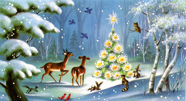 CHRISTMAS ANIMALS christmas images