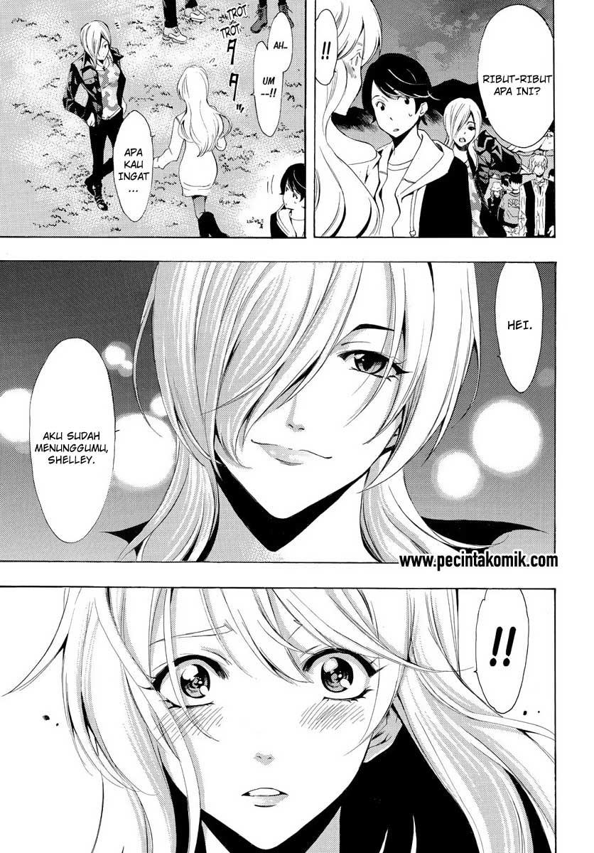 Fuuka Chapter 94-11