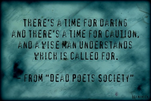 Freedom And The Dead Poets Society