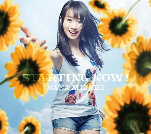 [Single] 水樹奈々 – STARTING NOW! (2016.07.13/MP3/RAR)