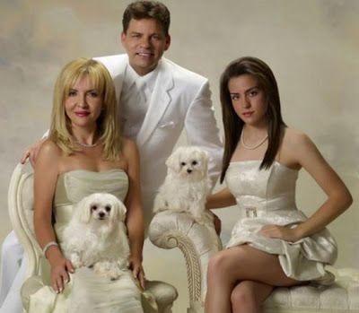 Awkward Family Photo