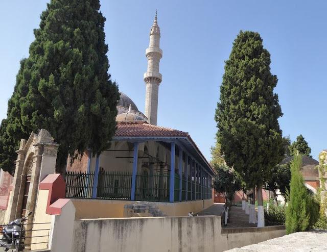 Moschea Solimano