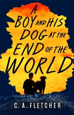 A Boy and His Dog at the End of the World by Charlie Fletcher | Superior Young Adult Fiction