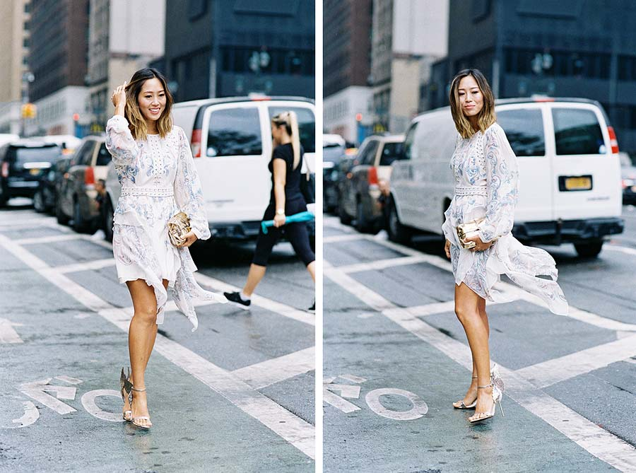 Vanessa Jackman New York Fashion Week Ss 2016 Aimee