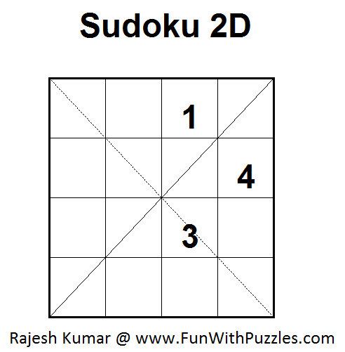 Sudoku 2D (Fun With Sudoku #14) - 3