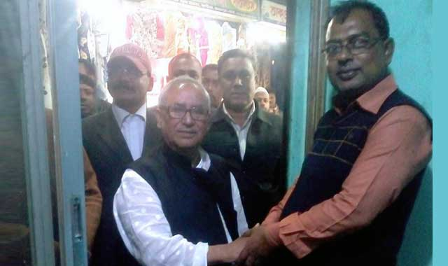Public relations of Abul Kalam Azad MP of Bakshiganj